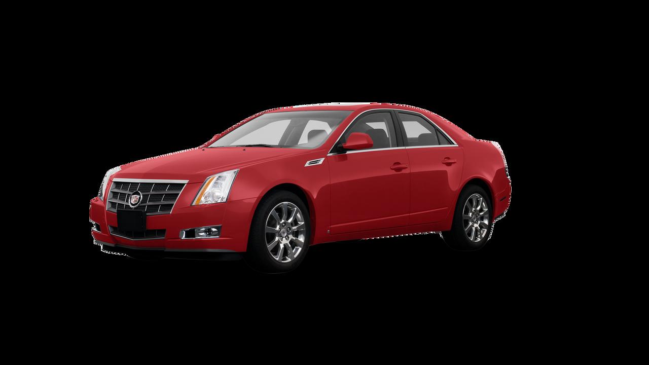 2008 Cadillac CTS 4dr Car