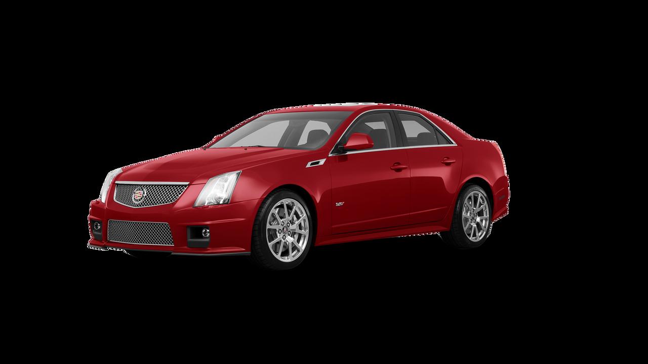 2011 Cadillac CTS 4dr Car