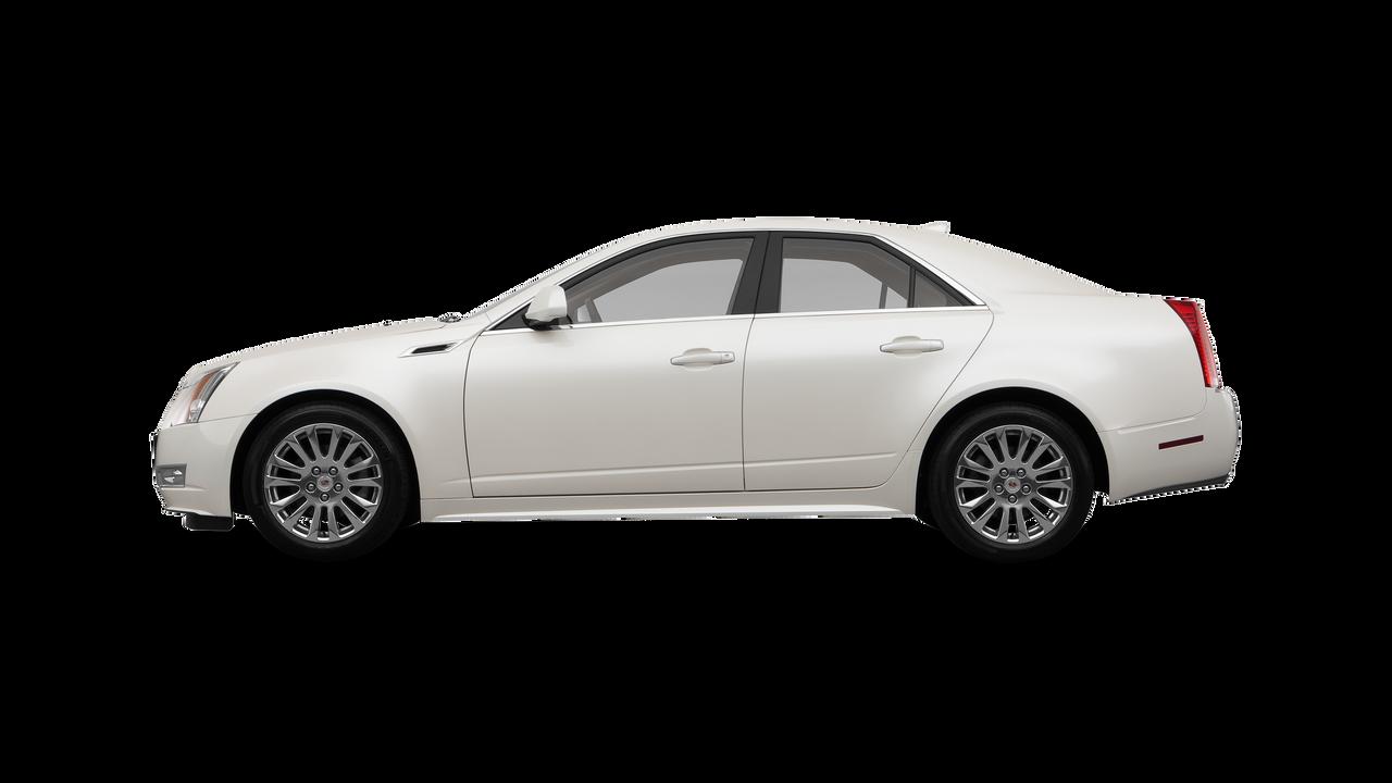 2012 Cadillac CTS Sedan 4dr Car