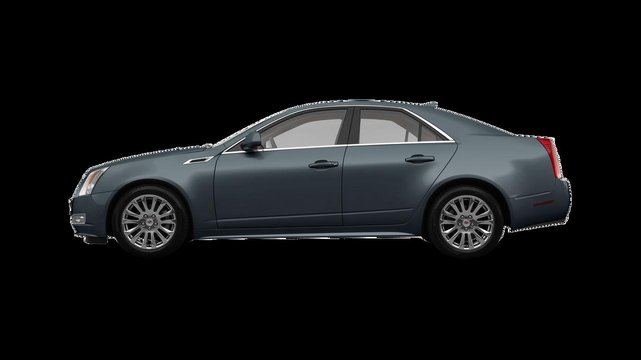 2012 Cadillac CTS 4dr Car