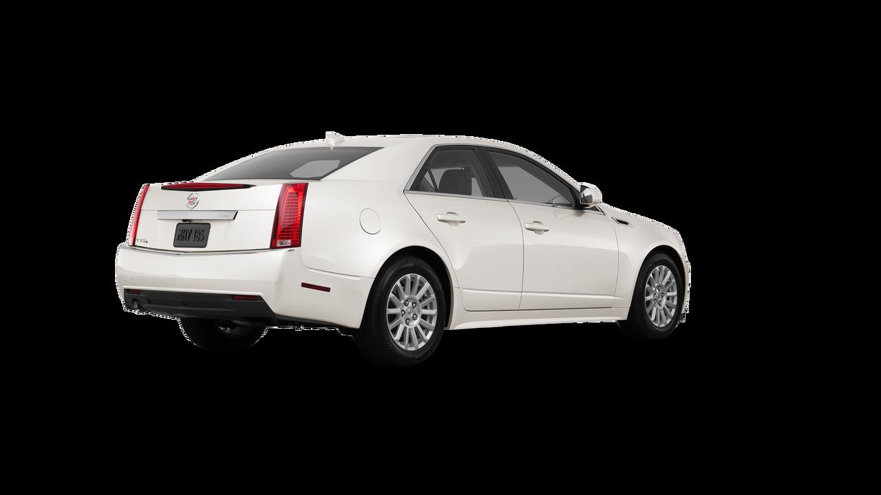 2013 Cadillac CTS Sedan 4dr Car