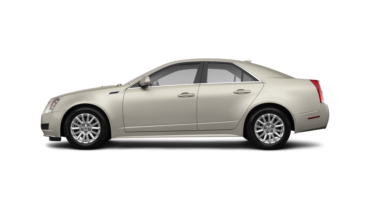 2013 Cadillac CTS 4dr Car