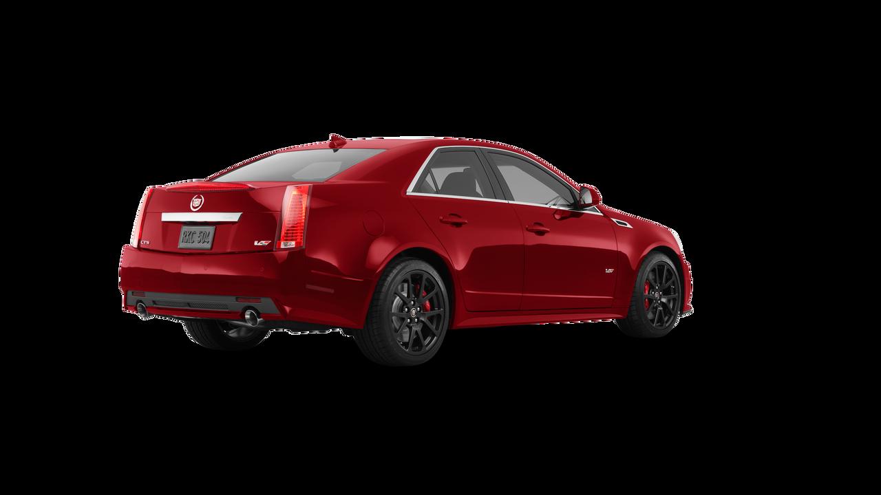 2014 Cadillac CTS Sedan 4dr Car