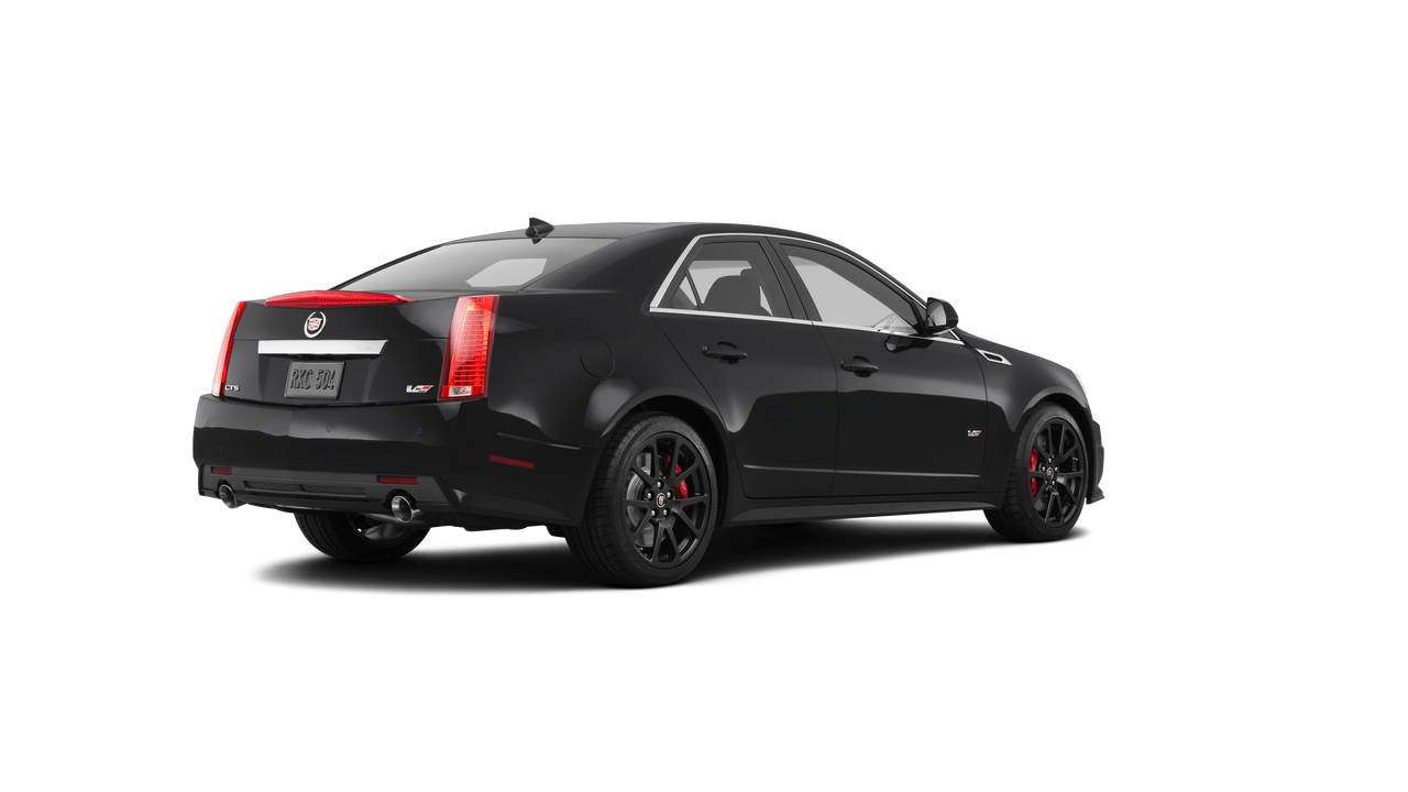 2014 Cadillac CTS Sedan 4dr Car