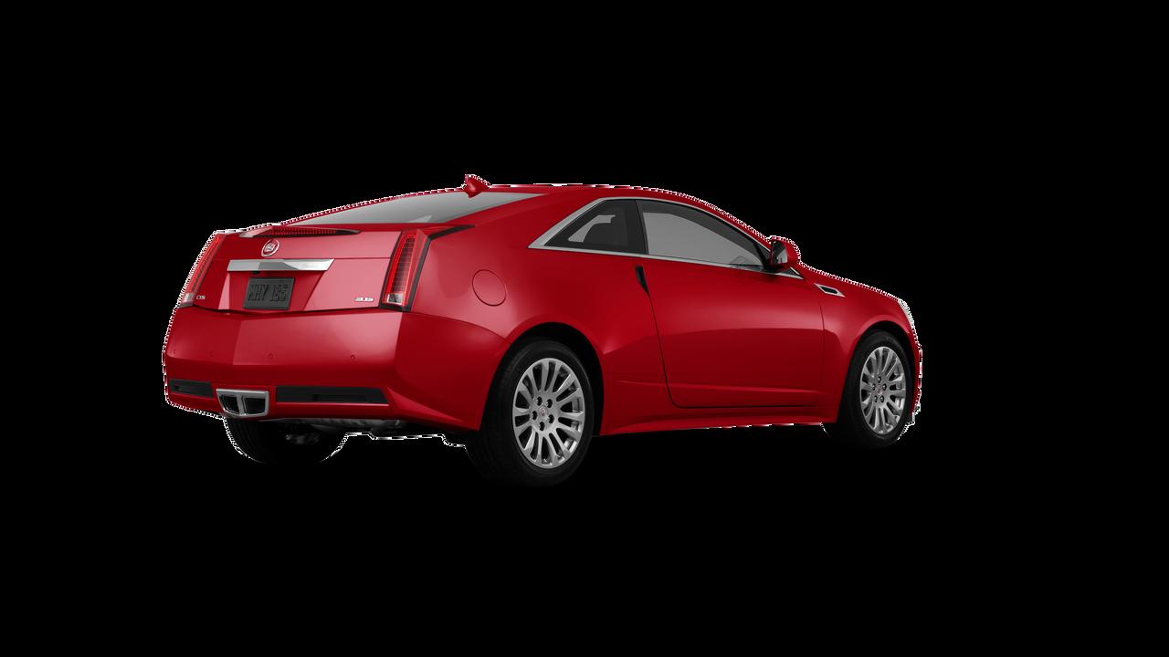 2014 Cadillac CTS 2dr Car