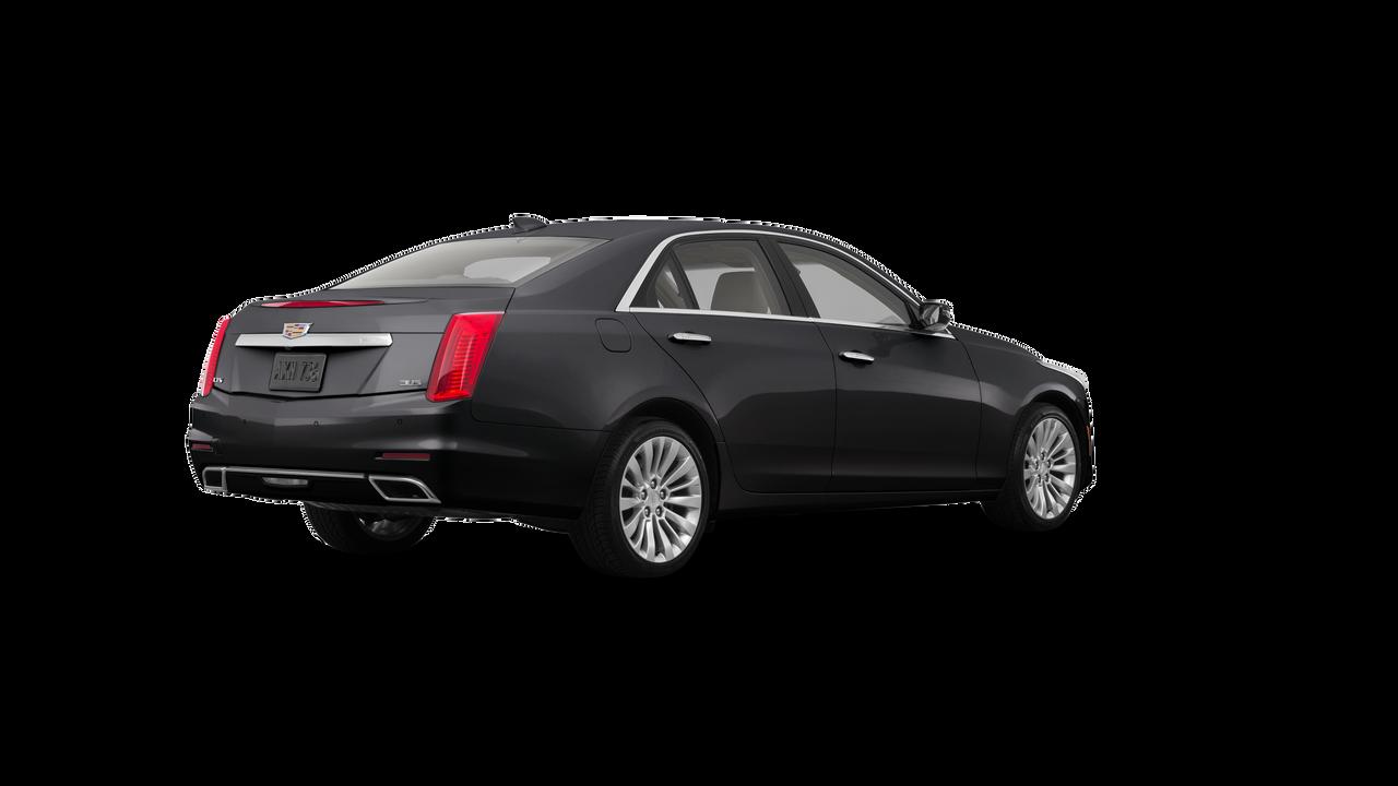 2015 Cadillac CTS 4dr Car