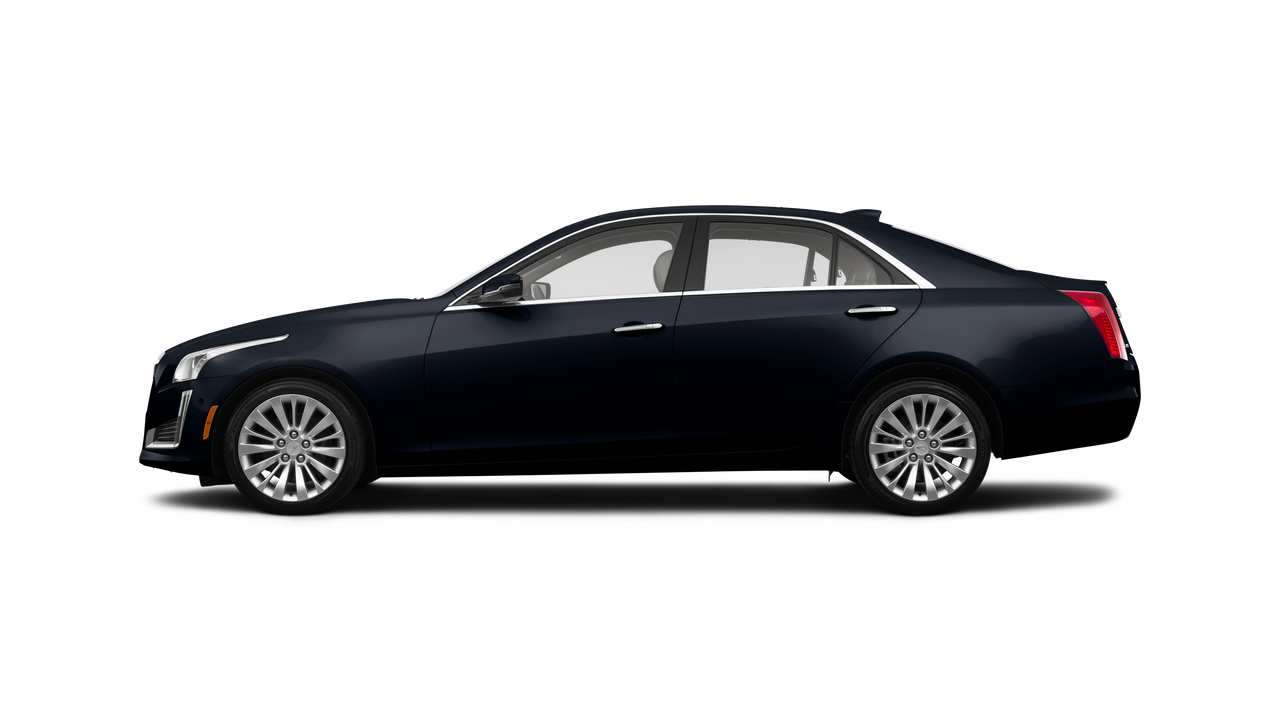 2015 Cadillac CTS Sedan 4dr Car