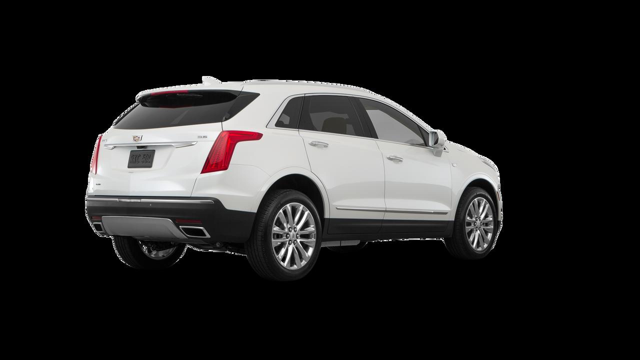 2017 Cadillac XT5 Sport Utility