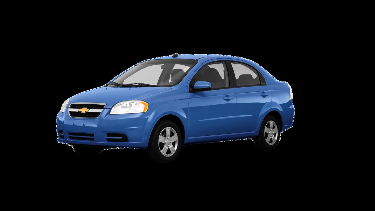 2010 Chevrolet Aveo 4dr Car