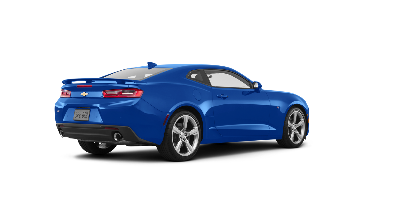 2016 Chevrolet Camaro 2dr Car