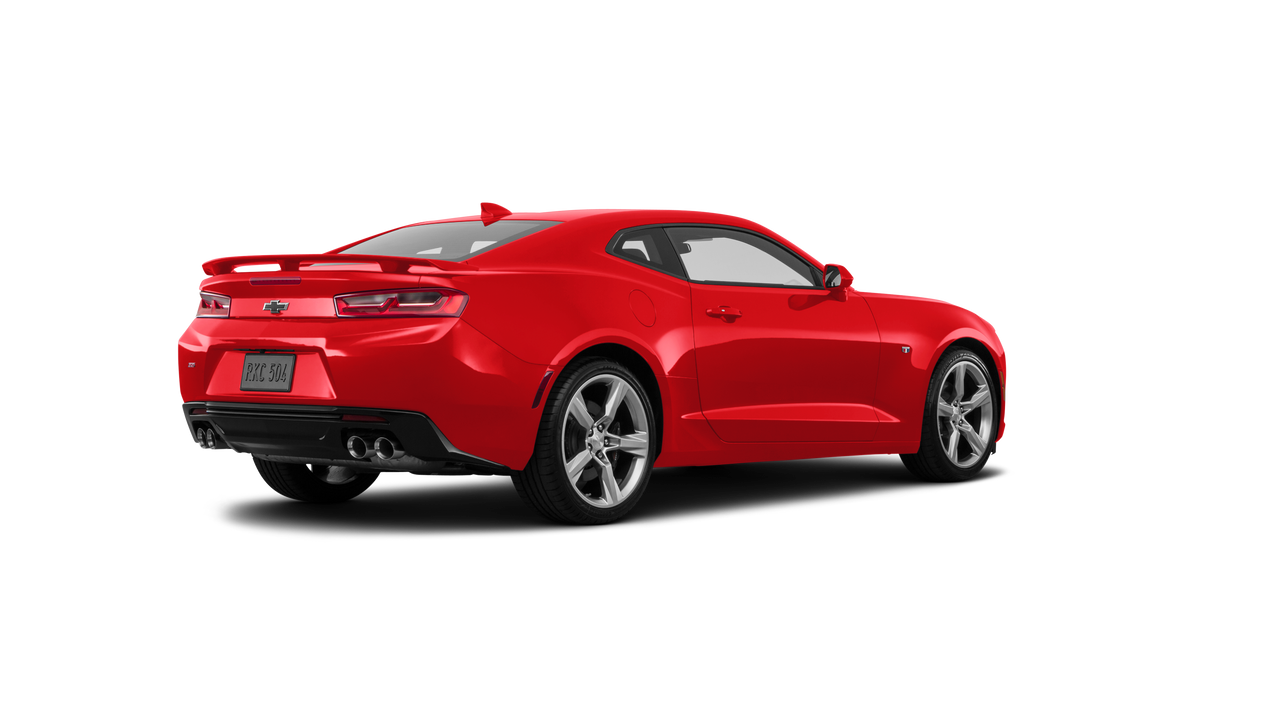 2018 Chevrolet Camaro 2dr Car