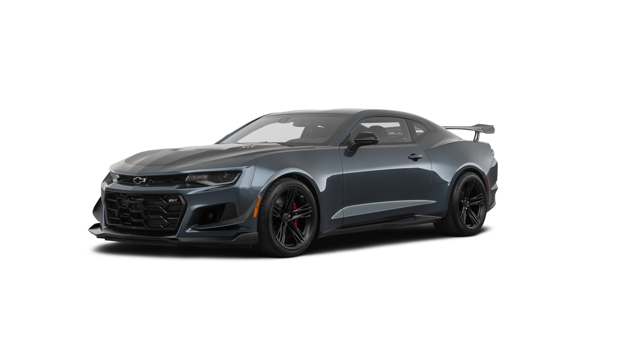 2021 Chevrolet Camaro 2D Coupe