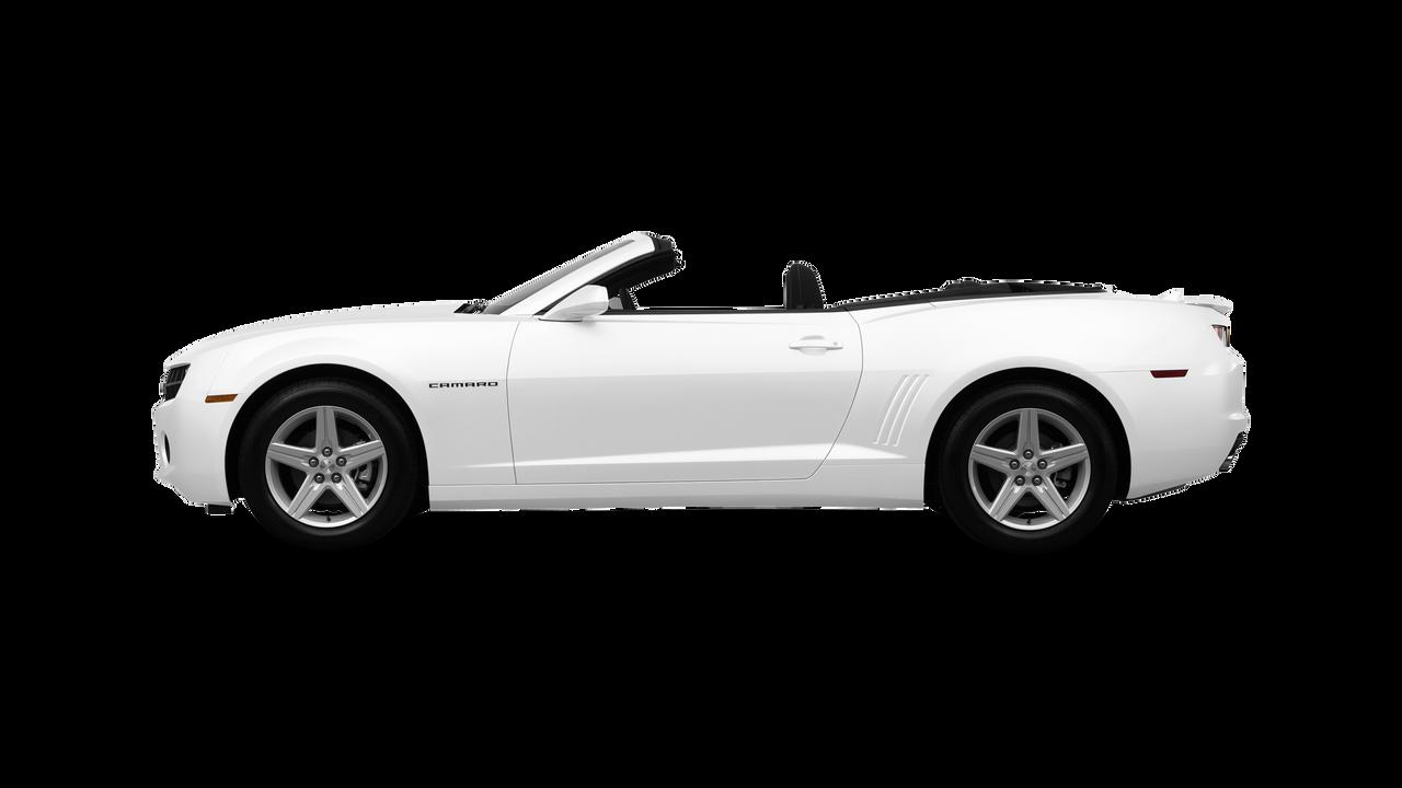 2012 Chevrolet Camaro 2dr Car