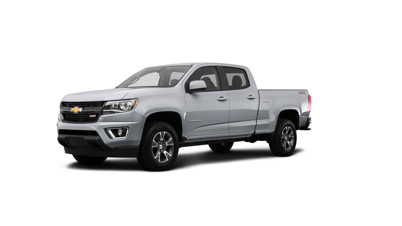2015 Chevrolet Colorado Short Bed