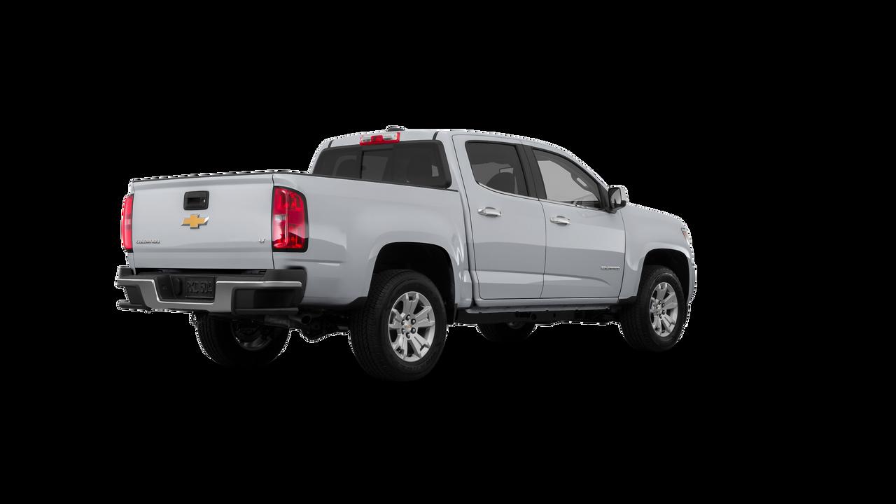 2016 Chevrolet Colorado Short Bed