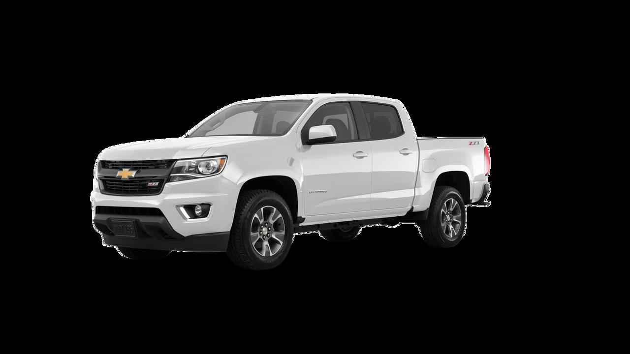 2016 Chevrolet Colorado Standard Bed
