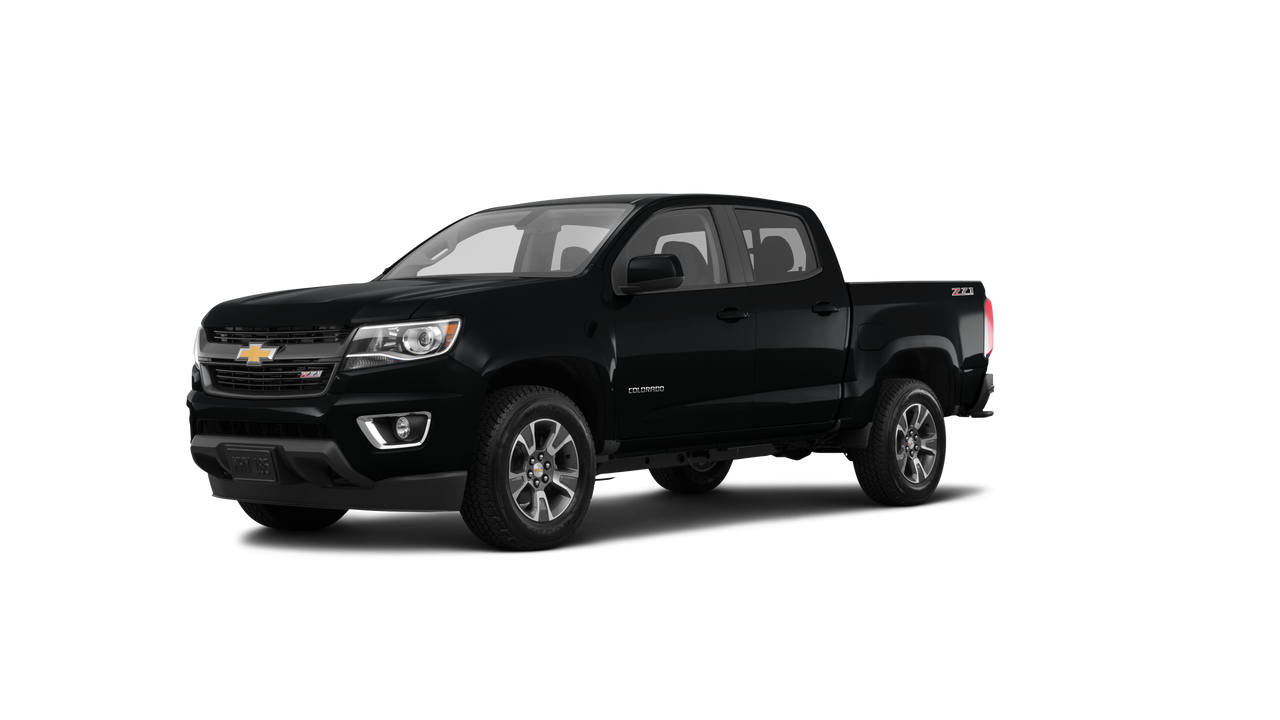 2016 Chevrolet Colorado Short Bed