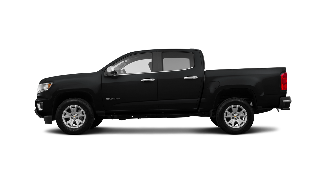 2017 Chevrolet Colorado Short Bed
