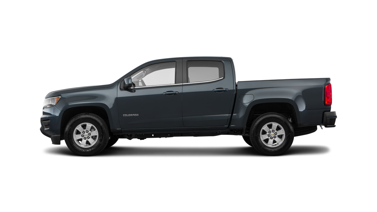 2018 Chevrolet Colorado Short Bed