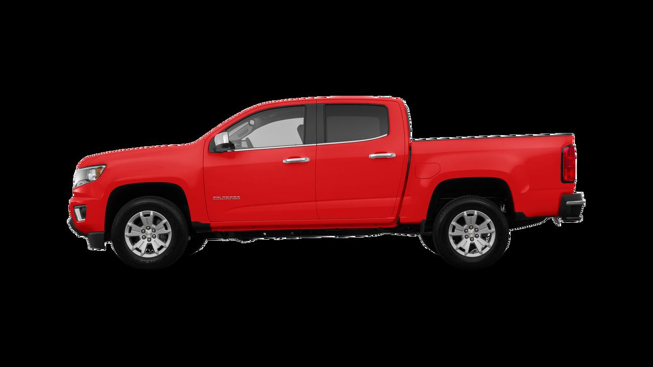 2018 Chevrolet Colorado Standard Bed