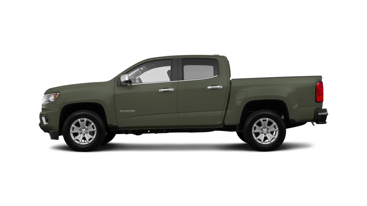 2018 Chevrolet Colorado Short Bed
