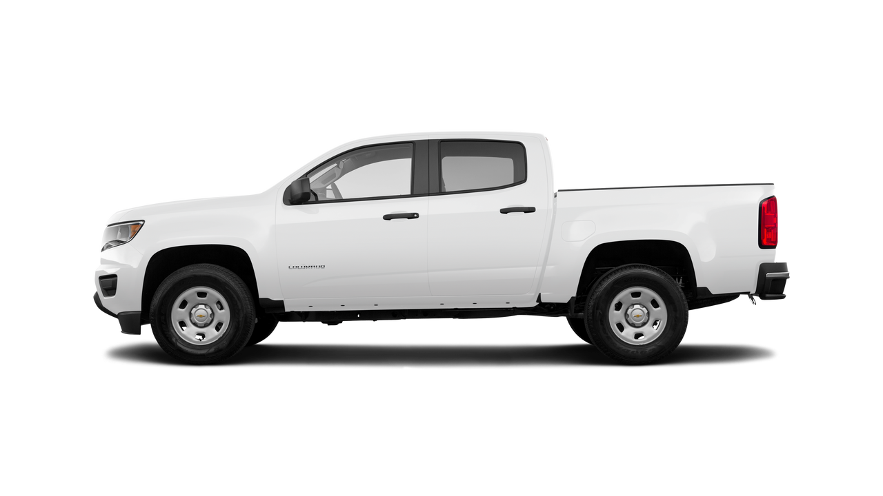 2019 Chevrolet Colorado Short Bed