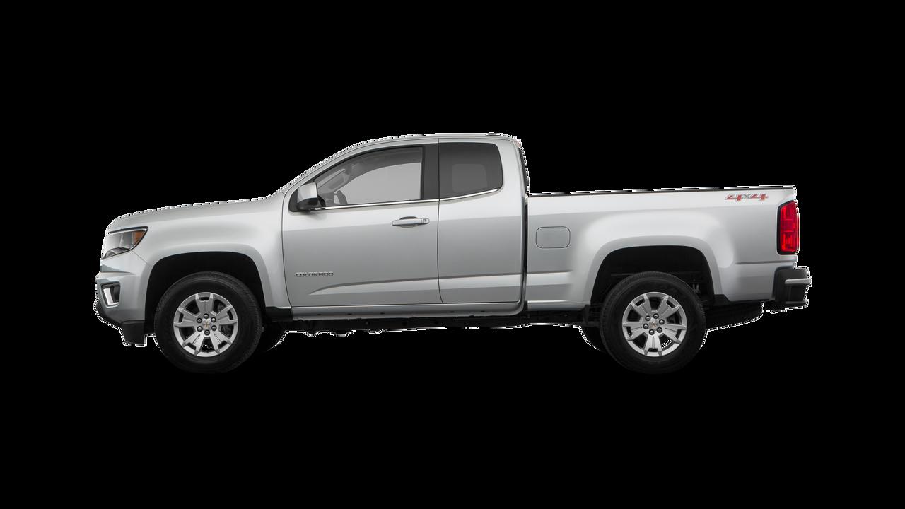 2019 Chevrolet Colorado Short Bed