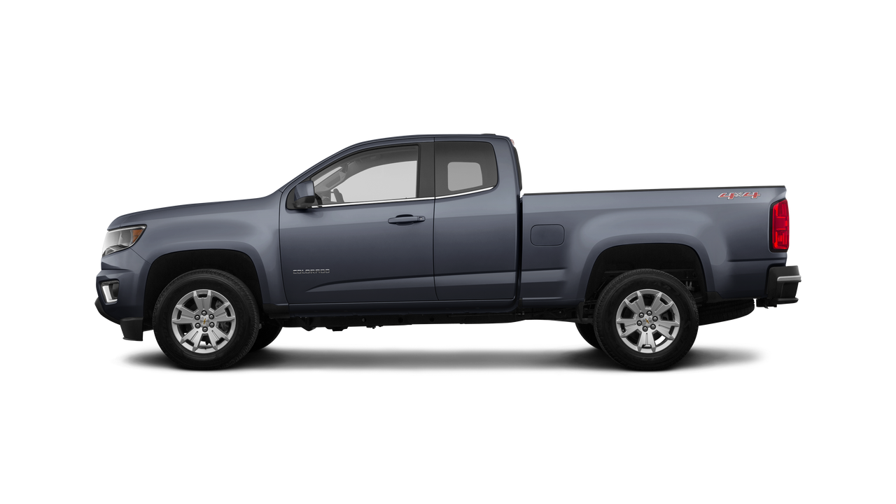 2020 Chevrolet Colorado Short Bed