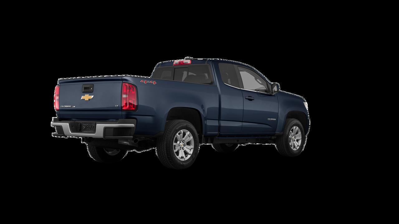 2020 Chevrolet Colorado Short Bed