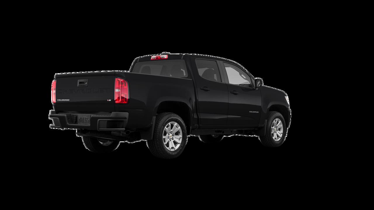 2021 Chevrolet Colorado Standard Bed