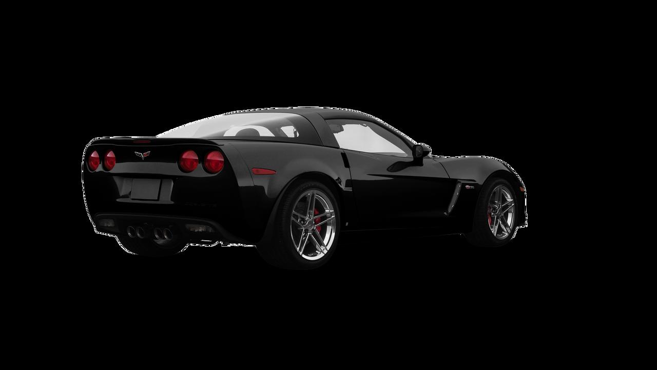 2007 Chevrolet Corvette 2dr Car