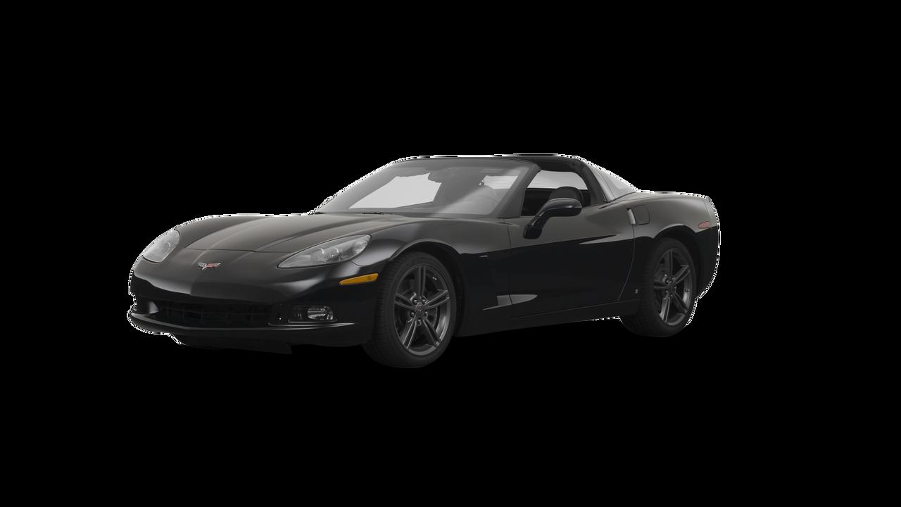 2008 Chevrolet Corvette 2dr Car