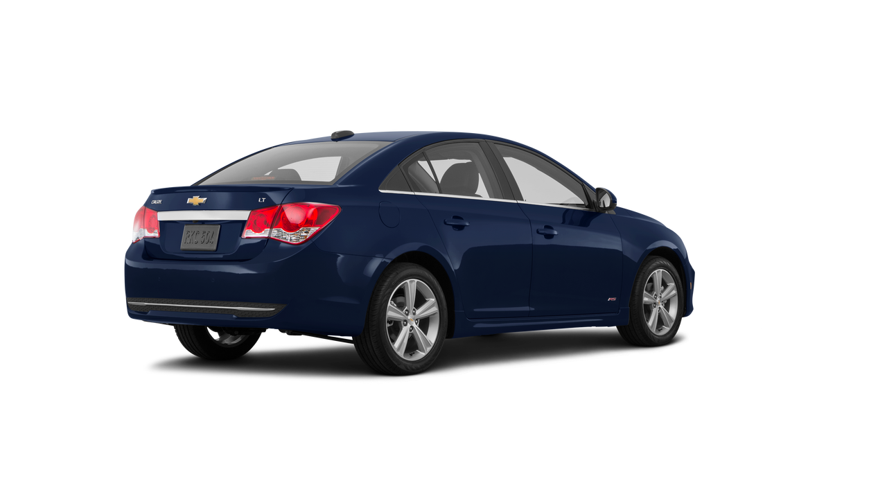 2016 Chevrolet Cruze Limited 4dr Car