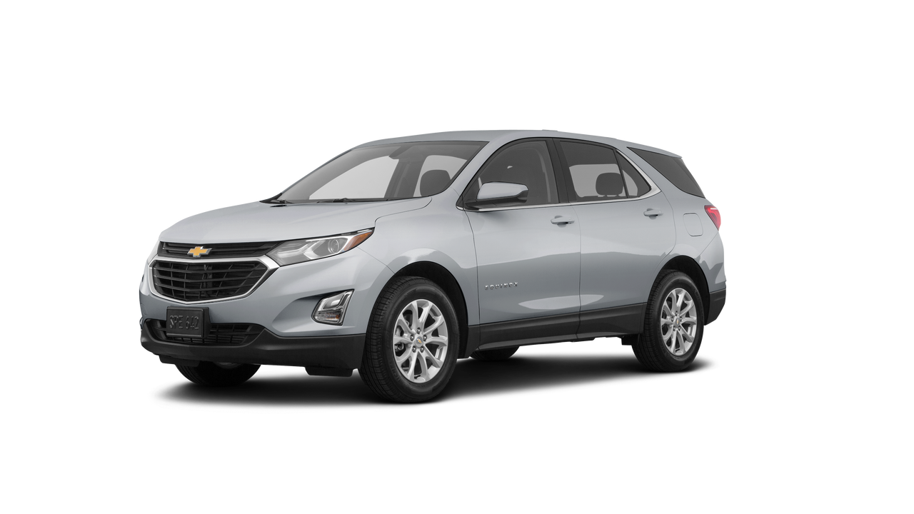 2018 Chevrolet Equinox 4D Sport Utility
