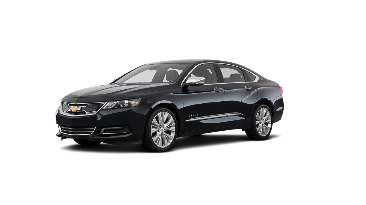 2018 Chevrolet Impala 4dr Car