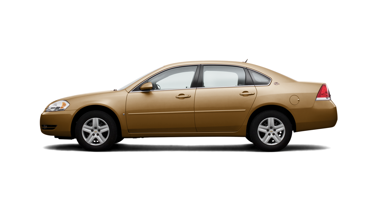 2007 Chevrolet Impala 4dr Car