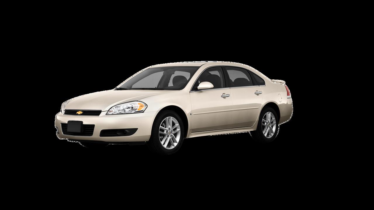 2010 Chevrolet Impala 4dr Car