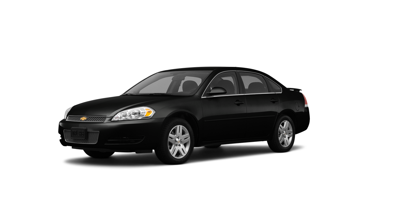2012 Chevrolet Impala 4dr Car