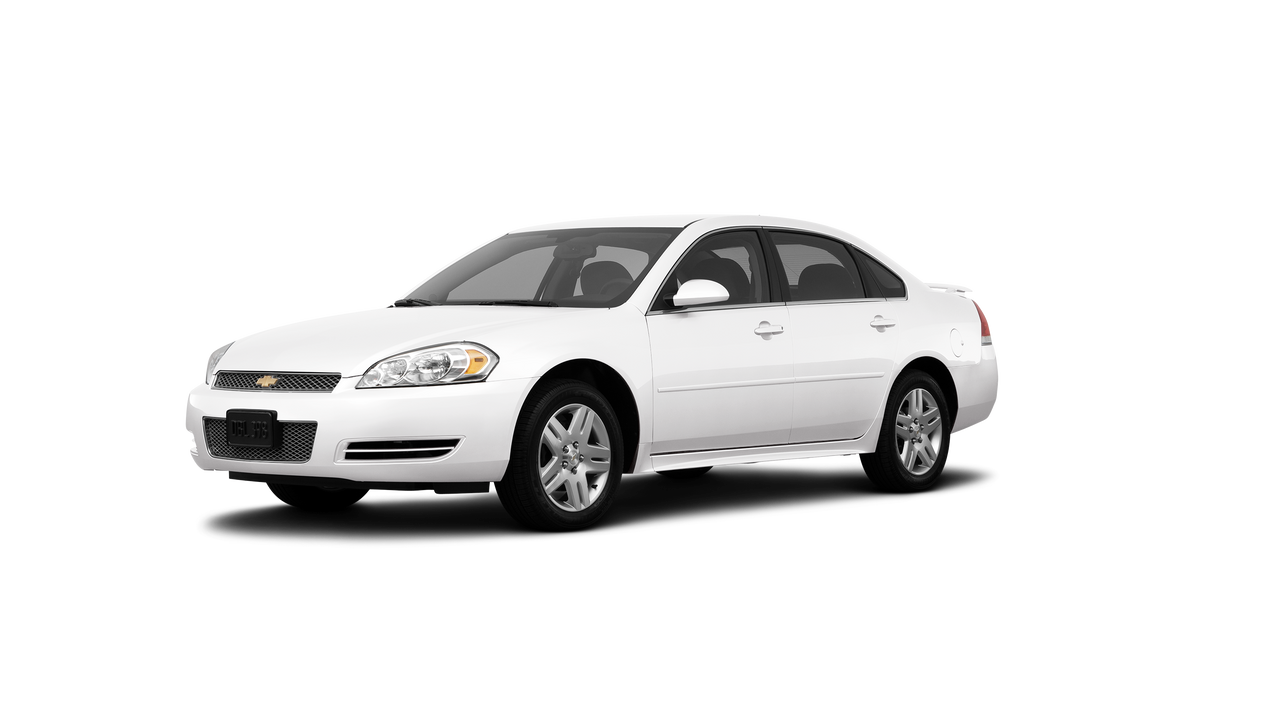 2013 Chevrolet Impala 4dr Car