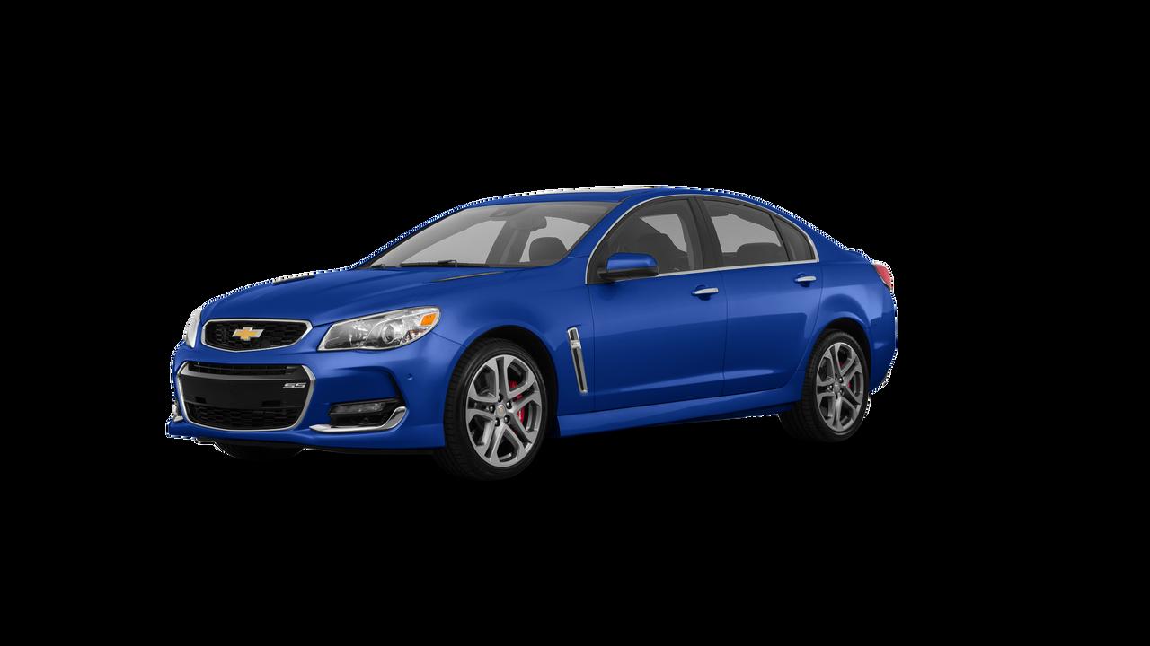 2017 Chevrolet SS 4dr Car