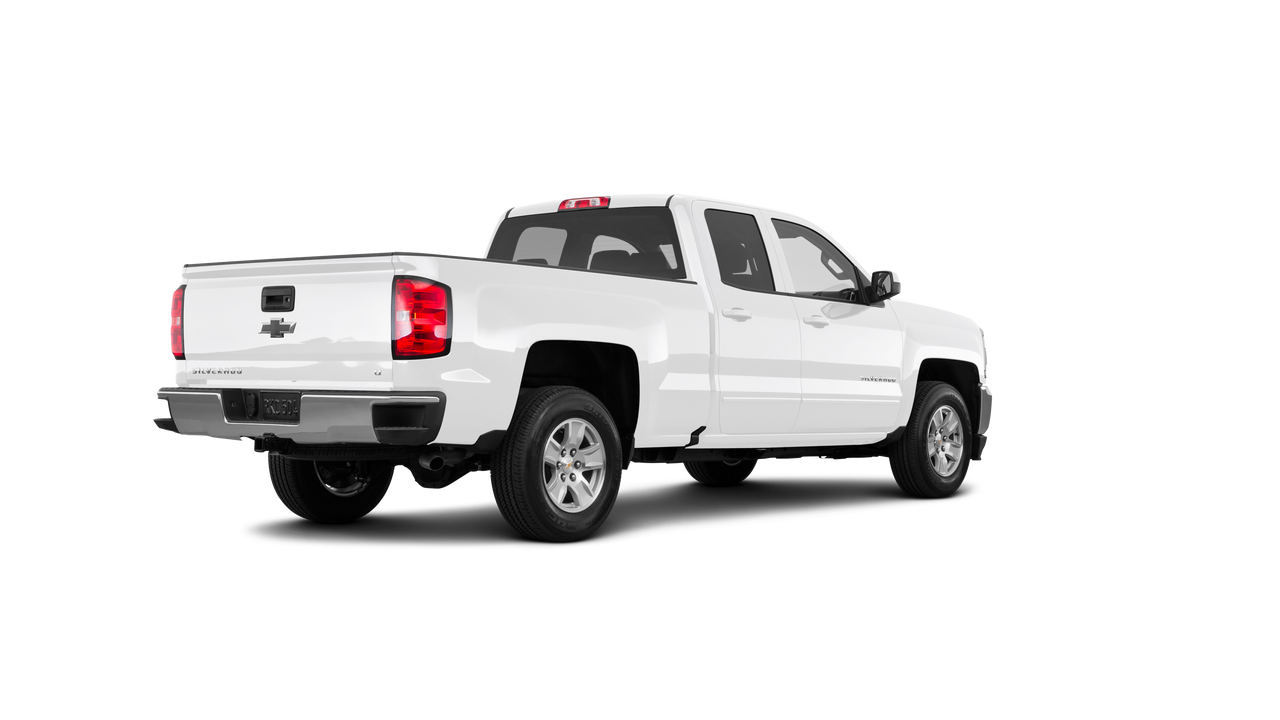 2016 Chevrolet Silverado 1500 Short Bed