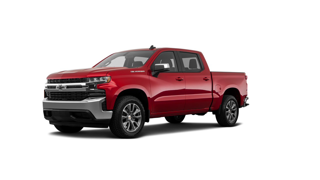 2021 Chevrolet Silverado 1500 Short Bed