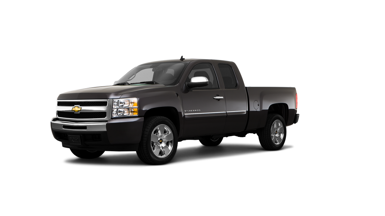 2010 Chevrolet Silverado 1500 Short Bed