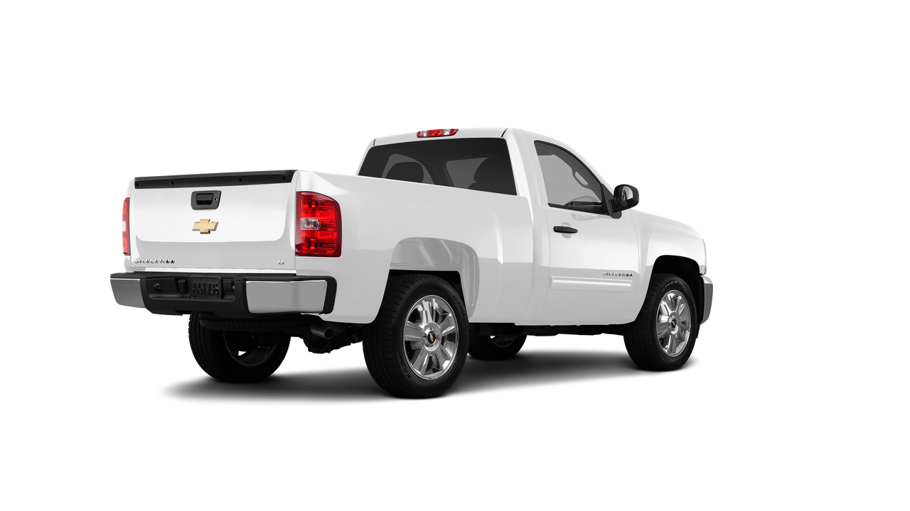 2013 Chevrolet Silverado 1500 Long Bed
