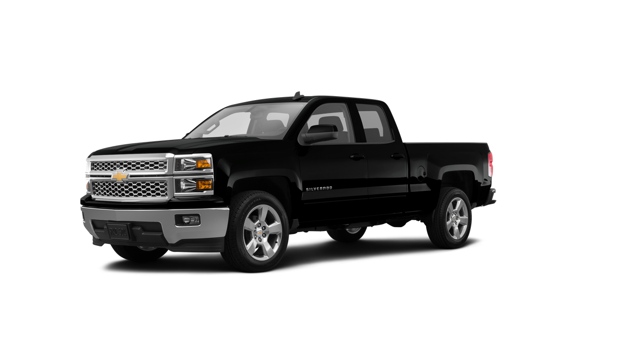2015 Chevrolet Silverado 1500 Short Bed