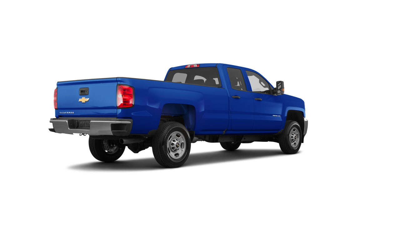 2017 Chevrolet Silverado 2500HD Standard Bed