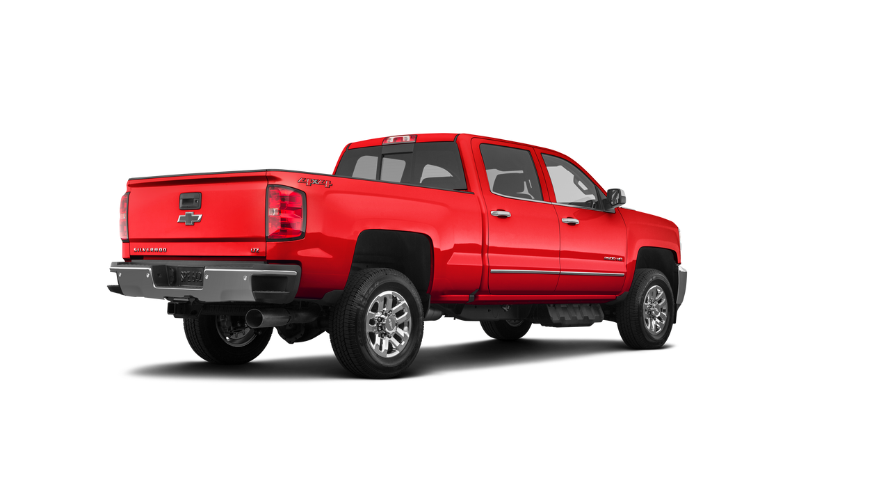 2019 Chevrolet Silverado 2500HD Long Bed