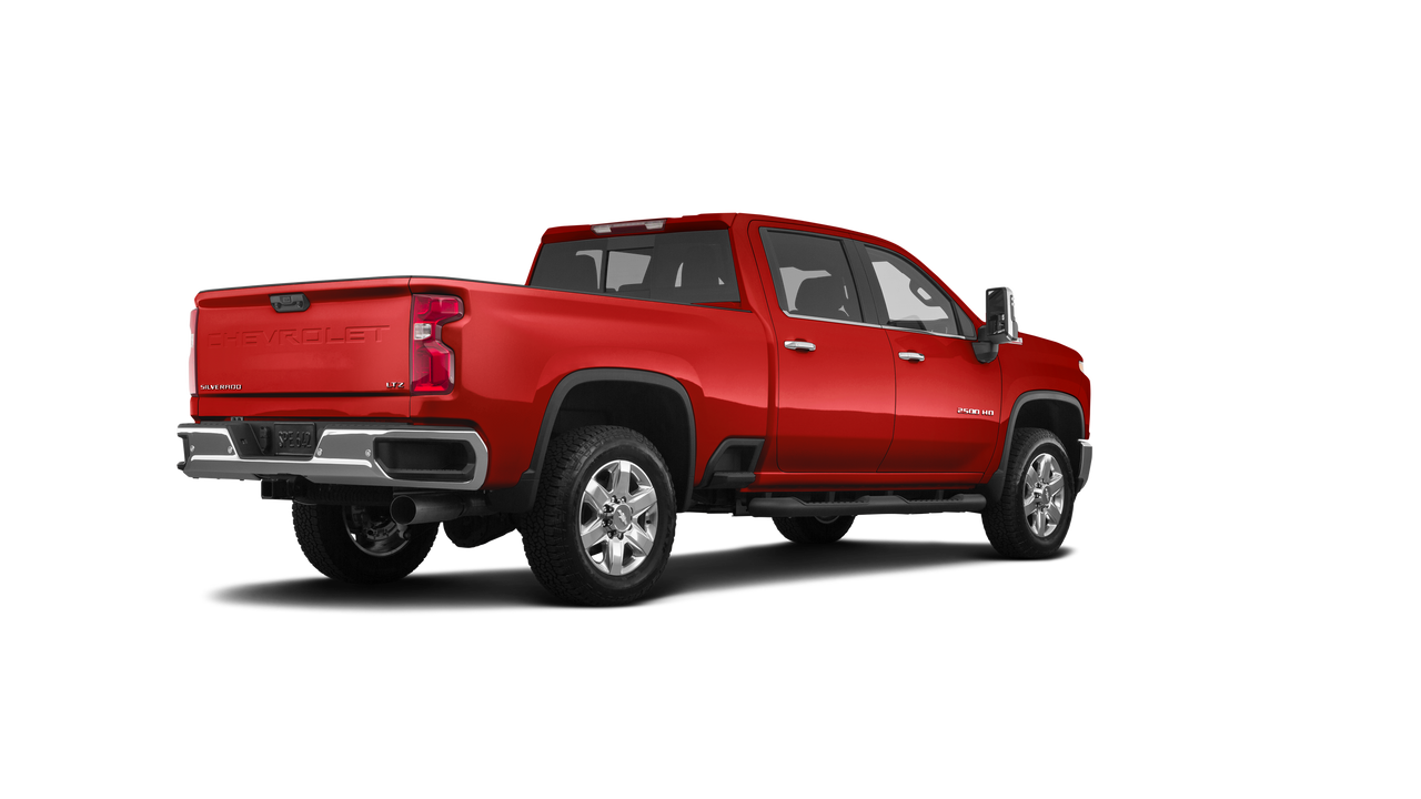2021 Chevrolet Silverado 2500HD Standard Bed