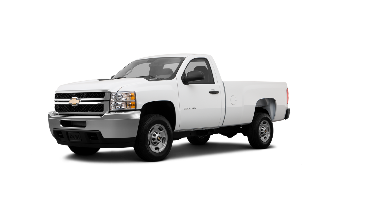 2013 Chevrolet Silverado 2500HD Long Bed