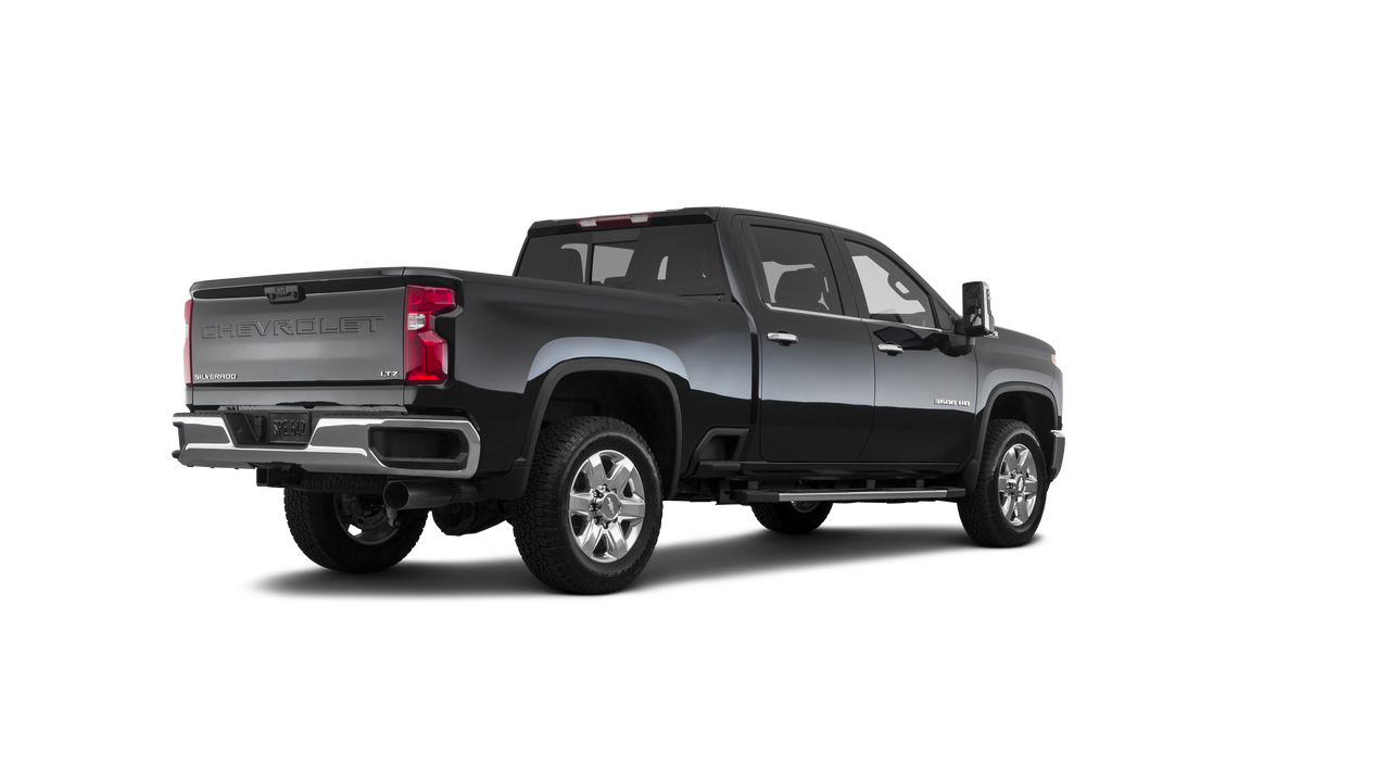 2021 Chevrolet Silverado 3500HD Long Bed